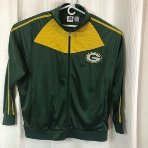 NWT! Green Bay Packers jacket. Size 3X